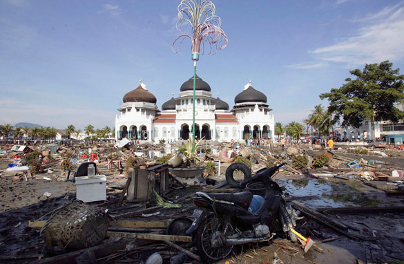 Stranded! How to kill time in Banda Aceh, Indonesia. (1/2)