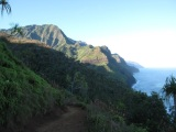 Hiking Hanakapi'ai; the Jurassictrek