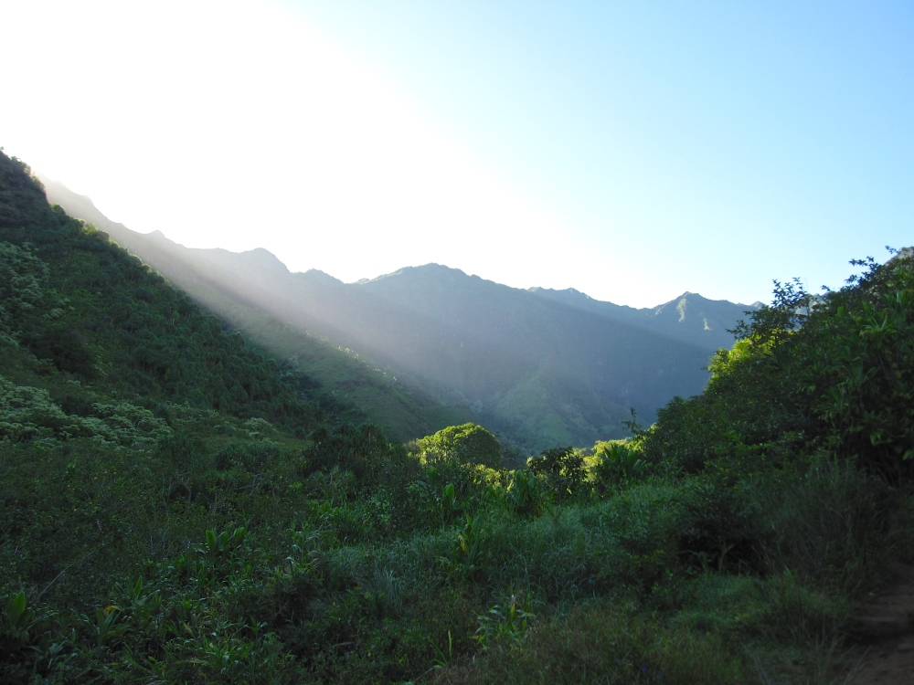 Photo Gallery - Beautiful Landscapes of Kauai (6/6)