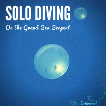 Solo Diving in the Red Sea