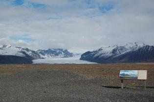 My first Glacier!