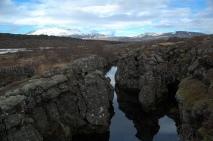 No Man's Land! Between the tectonic plates