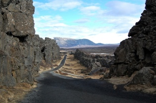 Þingvellir - between the plates