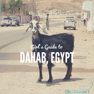 Why Dahab is really cool