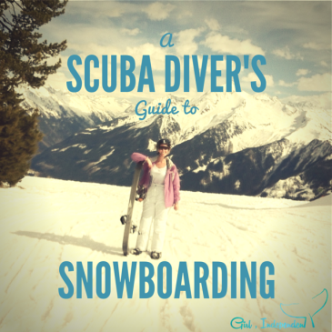 A Scuba Diver's Guide to Snowboarding
