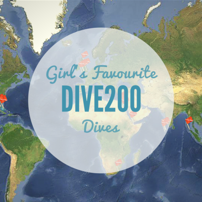 Dive 200 – a series looking through my favourite dives and dive spots from 200 dives