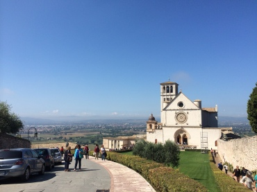 Basilica di San Francesco, Assisi