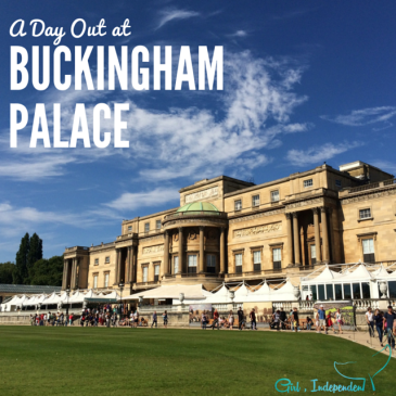 Buckingham Palace Header