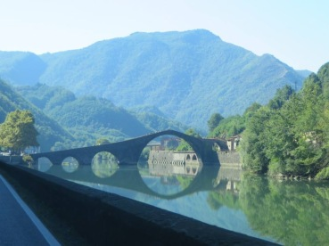 The Devil's Bridge Bagni Di Lucca