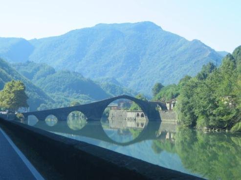 The Devil's Bridge Bagni Di Lucca