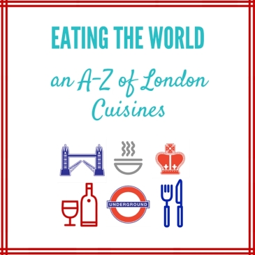 Eating the World A-Z of London Food