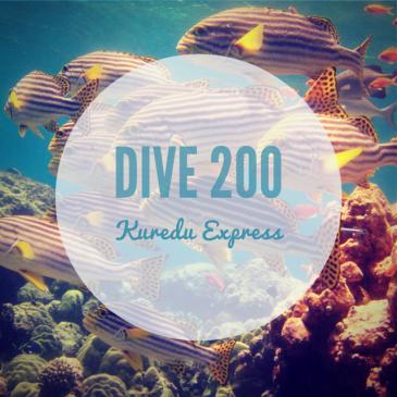 Dive 200 Kuredu Express