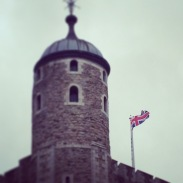 Tower of London Flag