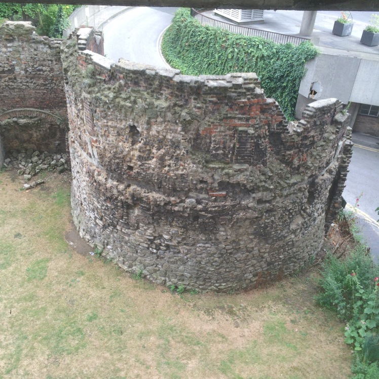 The Actual London Wall