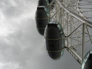 London Eye pods