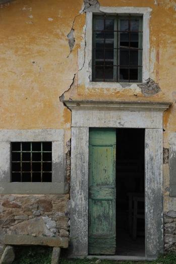 The church at Pian di Fiume
