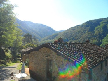The view from Pian di Fiume