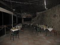 Pian di fiume wedding tables
