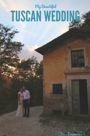 Tuscan wedding 1