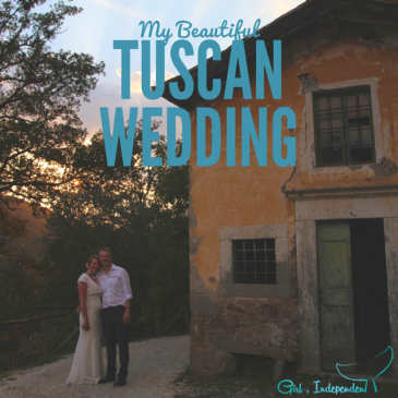 My Tuscan Wedding